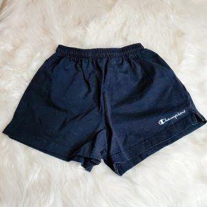 Black Champion shorts